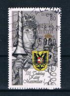 Österreich 2019 Kaiser Maximillian Mi.Nr. ? Gestempelt - 2011-... Gebraucht