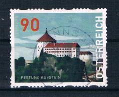 Österreich  Dispensermarke Festung Kufstein Gestempelt - 2011-... Gebraucht