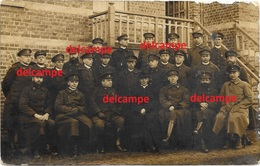 Orgineel Photo Belgian Aalmoezenier On The Front  De Panne 1914 1918 Aumônier Front Belge - 1914-18