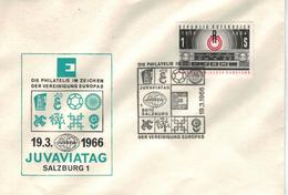 ORF Juvaviatag Salzburg Europa 1966 - 1961-70 Briefe U. Dokumente