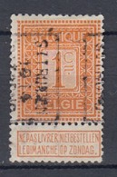 2319 Voorafstempeling Op Nr 108 - ST TRUIDEN 1914 ST TROND -  Positie B - Precancels