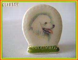 Clamecy ...Chien N°2 Caniche ... Ref AFF : 61-2005 ..( Tiroir 2005) - Tiere