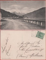 Rezzonico (CO) Vista Da Acquaseria. Viaggiata 1917 - Italia