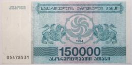 Géorgie - 150000 Laris - 1994 - PICK 49 - NEUF - Georgia