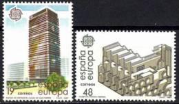 España. Spain. 1987. EUROPA Cept. Arquitectura Moderna - Europa-CEPT