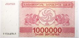 Géorgie - 1000000 Laris - 1994 - PICK 52 - NEUF - Georgia