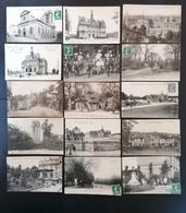Lot De 25 Cpa. Région Parisienne. A Saisir. 1e. - Postcards