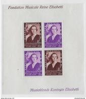 Blok 7 ** Postfris  Zonder Scharnier Cote Is 120 Euro. - Blocks & Sheetlets 1924-1960