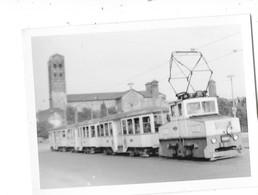 KOELN COLOGNE (Allemagne) Photographie Tramway électrique Vers 1950-60 - Koeln
