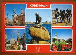 DANIMARCA Copenhagen  Cartolina   Viaggiata - Danimarca