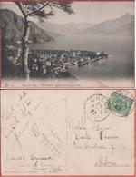 Menaggio (CO). Veduto Fino Acquaseria. Viaggiata 1907 - Italia