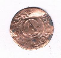 SCHILLING 1632? (adolf) RIGA LETLAND /4027/ - Latvia