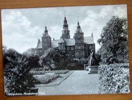 DANIMARCA Copenhagen Rosenborg Slot - Castle Cartolina Non Viaggiata - Danimarca