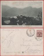 Cantoniera Della Presolana (BG). I Villini Silvestri. Viaggiata 1923 - Italia