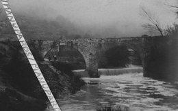 83 ENTRECASTEAUX / PHOTO / 1910 / LA BRESQUE ET SES BROUILLARDS / AQUEDUC - Autres Communes