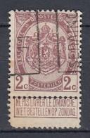 1724 Voorafstempeling Op Nr 82 - SERAING 11 -  Positie A - Precancels