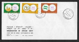 1970 ETHIOPIA ASMARA F.D.C. N° 7 - Somalië (1960-...)