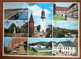 DANIMARCA Aalborg Cartolina 1976 Viaggiata - Danimarca