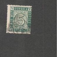 SPAIN.....1852:Edifil 117 Used  Catalogue Value112Euros - 1872-73 Reino: Amadeo I