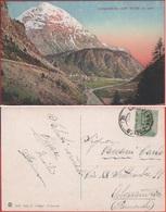 Campodolcino Sulla Spluga (SO). Viaggiata 1925 - Italia