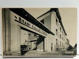 51 - REIMS - GOULET TURPIN - LE SIEGE SOCIAL - Reims