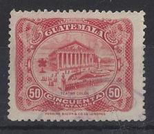 """GUATEMALA........."""" 1923..."""".......SG197........VFU. - Guatemala"""