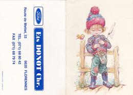 Calendrier De Poche 1992 - Calendars
