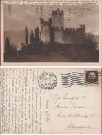 Castello Non Identificato. Viaggiata 1930 - Other