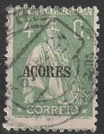 Açores Portugal, 1918 - Ceres -|- Afinsa 169 - 4 C. - Azores