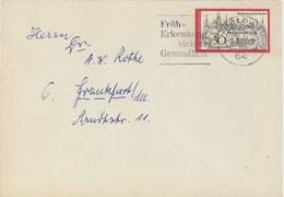 GERMANY. POSTMARK FULDA. 1969 - BRD