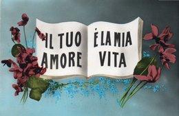 ITALY-IL TUO AMORE E LA MIA VITA - Saint-Valentin