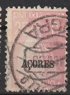 Açores Portugal, 1923 - Ceres -|- Afinsa 195 - 25 C. - Azores