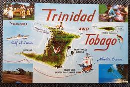 Trinidad And Tobago - Postkaarten