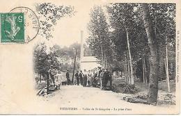 PITHIVIERS ( 45 ) - Vallée De Saint Grégoire - La Prise D'eau - Pithiviers