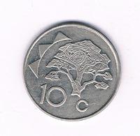 10 CENTS 1998  NAMIBIE /4040/ - Namibia