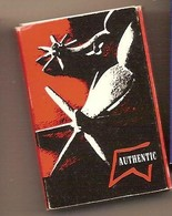 Boite D'allumettes Pleine - Authentic - Matchboxes