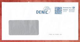 Brief, FRANKIT Pitney Bowes 4D101.., DENIC De, 62 C, 2015 (94338) - BRD
