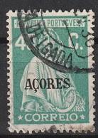 Açores Portugal, 1929 - Ceres, Emissão De Londres -|- Afinsa 293 - 40 C. - Azores