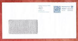 Brief, FRANKIT Pitney Bowes 4D060.., Landkreis Rotenburg, 62 C, 2015 (94340) - BRD