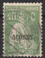 Açores Portugal, 1930 - Ceres -|- Afinsa 302 - 40 C. - Azores