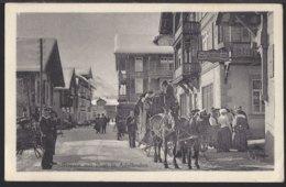 Adelboden - Diligence - Postkutsche  - 1928 - BE Bern