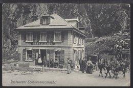 Restaurant Schöllenenschlucht - Diligence - Postkutsche - UR Uri