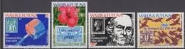 Wallis Et Futuna 1979 Yvertn° LP PA 92-95 *** MNH Cote 19,50 Euro Sir Rowland Hill - Wallis Und Futuna