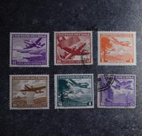CHILE  STAMPS   Aero Post   1941-42    ~~L@@K~~ - Chile