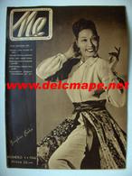 Finlande Revue Magazine # 1 - 1946 Josephine Baker - Books, Magazines, Comics