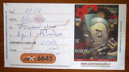 ITALIA Ticket TAXI Roma  - 2006 Usato - Transportation Tickets