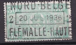 TR  NORD BELGE  FLEMALLE HAUTE 2 - Bahnwesen