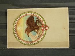 PFC - Aviatori - Aeronauti D'Italia - Franchise Militaire  Envoyée De Turin En 1917 - War 1914-18