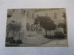 Le Monument Jerome Et Sa Tanagra - Vesoul