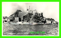 MUSCATE, OMAN - PORT MIRANI, SEA FRONT - CIRCULÉE EN 1973 -  SHAH NAGARDAS - - Oman